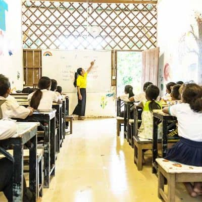 Phase2 all Cambodia School Reopening – September 2020