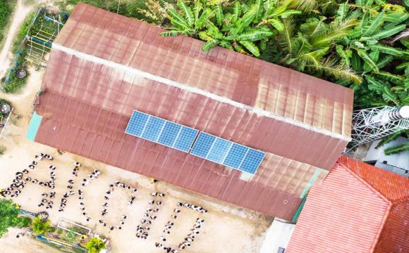 School Roof Renovation